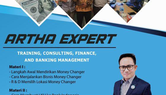 Ini Tempat Training Bisnis Money Changer, Yang Telah Sukses Dan Banyak Alumninya