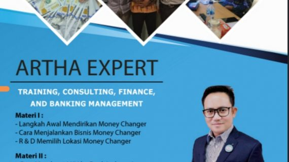 Training Bisnis Money Changer | Pelatihan Bisnis Money Changer