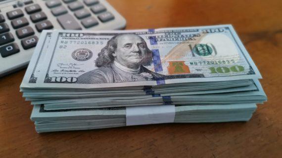 Kurs dollar hari ini di money changer | 081219315458