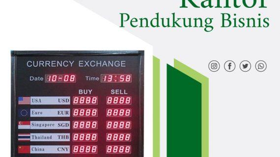 Izin Money Changer,Apa Potensi Dari Money Changer?