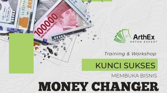 Syarat jual money changer