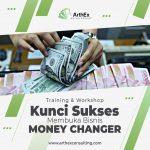 Peluang Usaha Money Changer,Cara Menciptakan Peluang Usaha agar Sukses dan Maju!