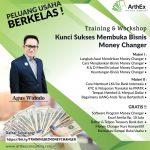 Traning Peluang Bisnis Money Changer Yang Terbaru Di Masa Pendemit ini di Palangka Raya | 081219315458